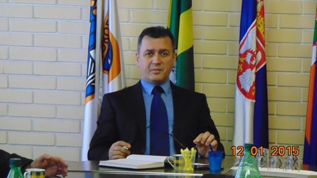 Načelnik okruga Vladan Paunović - januarski kolegijum je posvećen izveštajima o radu za prethodnu i planovima za 2015. godinu Načelnik okruga Vladan Paunović – januarski kolegijum je posvećen izveštajima o radu za prethodnu i planovima za 2015. godinu