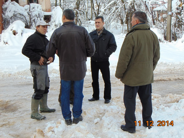 Штаб за ванредне ситуације Зајечарског округа на терену – посета општини Бољевац