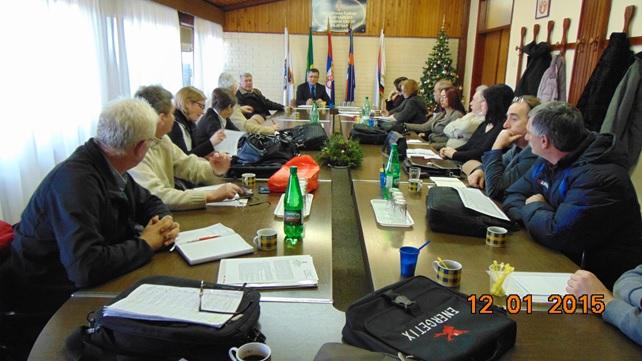 Sastanak u Zaječarskom upravnom okrugu – republičke inspekcijske službe