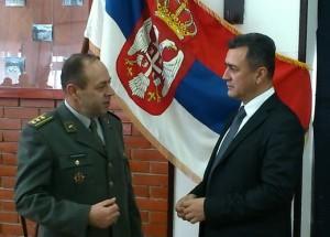 Novogodišnje prijemmesto: komanda za razvoj Timočke brigade – Zaječar