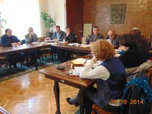 15. sednica Saveta Zaječarskog upravnog okruga – Sokobanja 30.10.2014. godine
