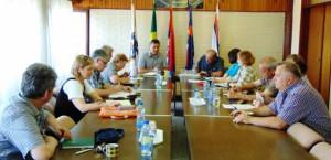 Зајечарски управни округ – Колегијум