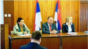 """Министар Младен Шарчевић- """"Подстичемо  развој образовања"""""""