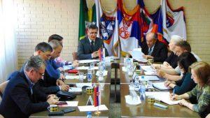 Održana 30. sednica Saveta Zaječarskog upravnog okruga