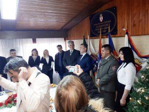 Новогодишњи пријем у Зајечарском управном округу