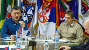 Седница Окружног штаба за ванредне ситуације