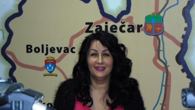 Dragica Pavlović, načelnica Odeljenja turističke inspekcije Niš