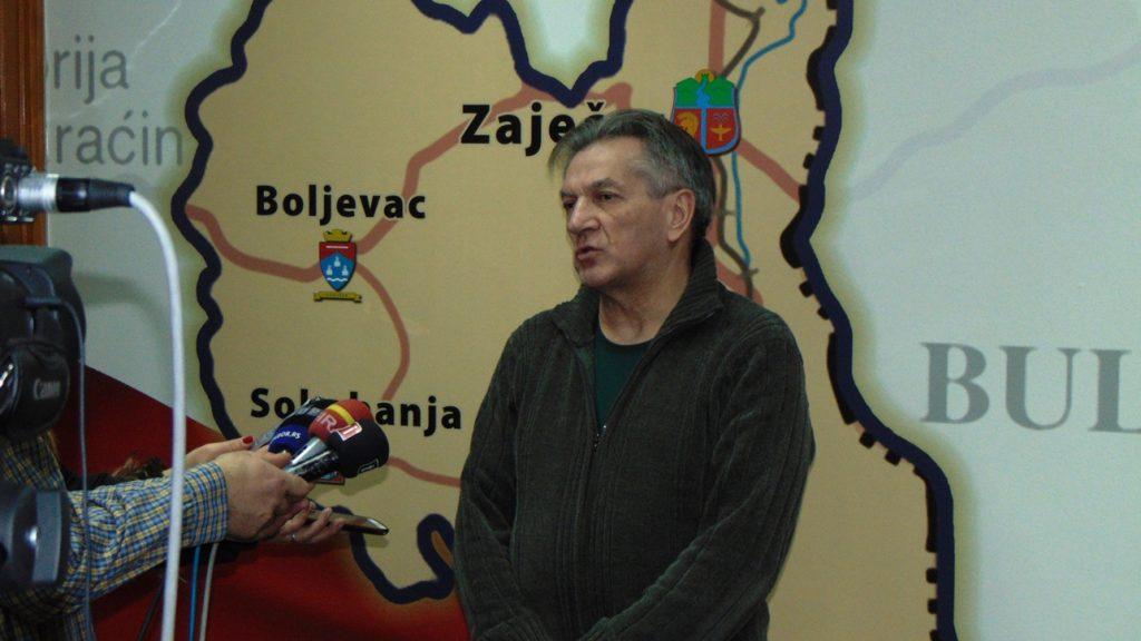 Dušan Veličković, šef Odseka inspekcije rada Zaječar