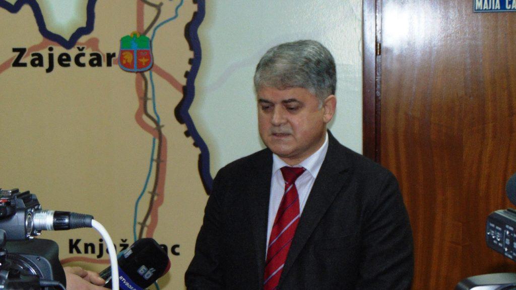 dr Goran Stamenković, šef Odseka zdravstvene inspekcije Niš