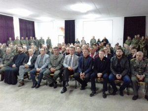 Svečanosti povodom obeležavanja Dana Vojske Srbije