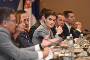 sl.2. Ana Brnabić - predsednica Vlade RS